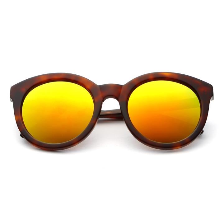 HAN时尚偏光太阳镜HD5830-S03 玳瑁框金色片