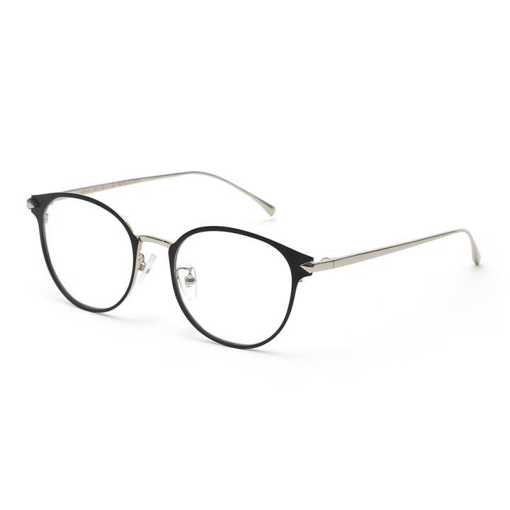 HAN COLLECTION光学眼镜架HD42085M C1 黑银