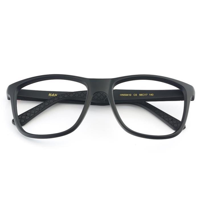 HAN TR太阳眼镜架-黑框(HN59410-C5)