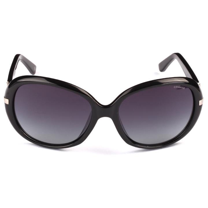 Polaroid宝丽来时尚板材偏光太阳眼镜A8308-A 黑色