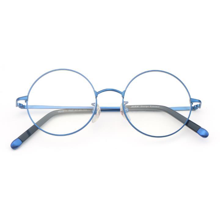 HAN时尚光学眼镜架-深邃幽蓝(HD4811-F07 )