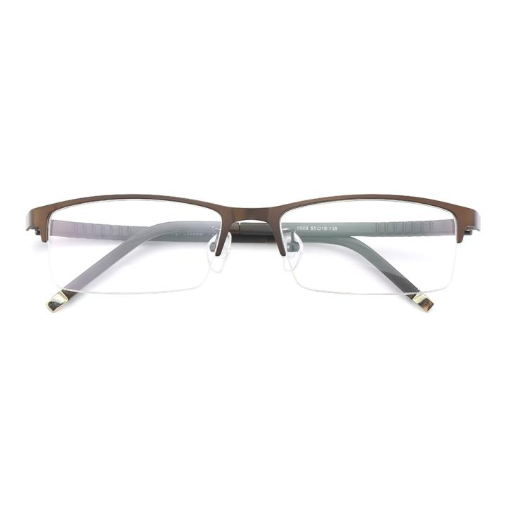 HAN时尚光学眼镜架5509-F21 咖色