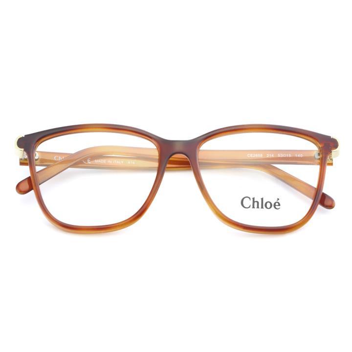 CHLOE框架眼镜CE2658 214 53