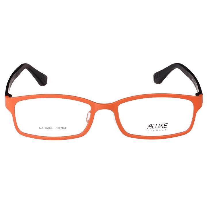 ALUXE爱丽仕眼镜架AX-C2006-C15