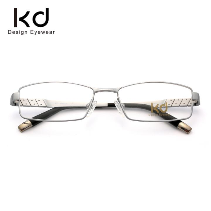 KD时尚光学眼镜架KD72001-C3 哑银