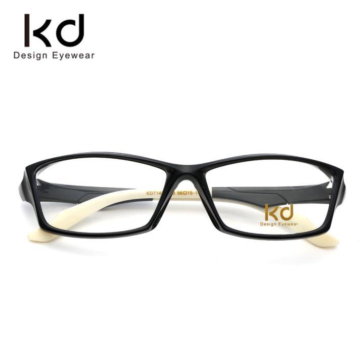 KD时尚光学眼镜架KD71402-C3 蓝/米
