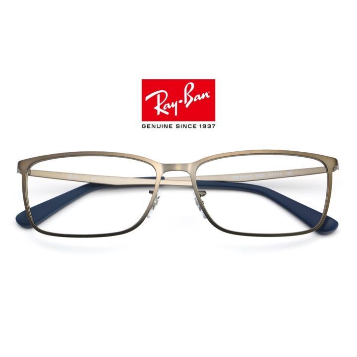 RAY BAN雷朋金属眼镜架(ORB6348D-2620/57)
