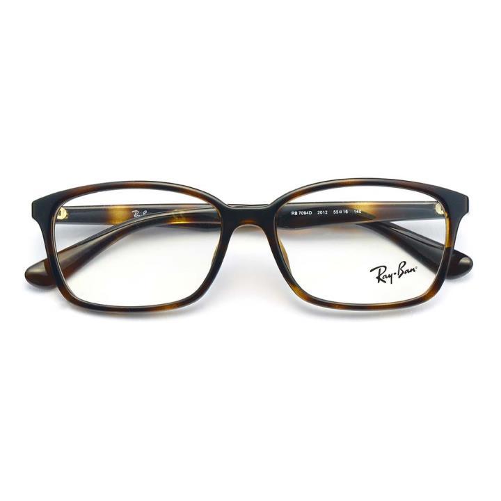 RAY BAN雷朋眼镜架0RX7094D 2012 55