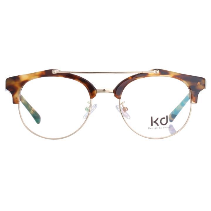 KD设计师手制金属板材眼镜kb013-C05