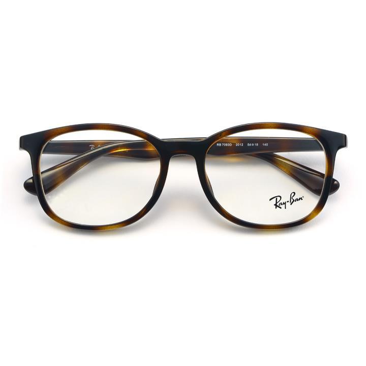 RAY BAN 雷朋 2016新款 光学眼镜架-玳瑁色(0RX7093D 2012 54)