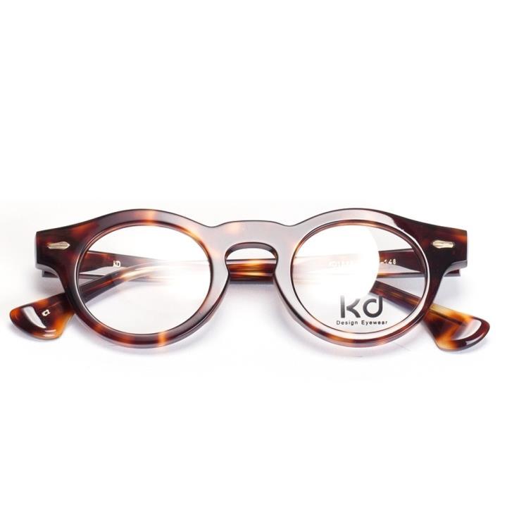 KD时尚光学眼镜架KD1525-C2  红玳瑁