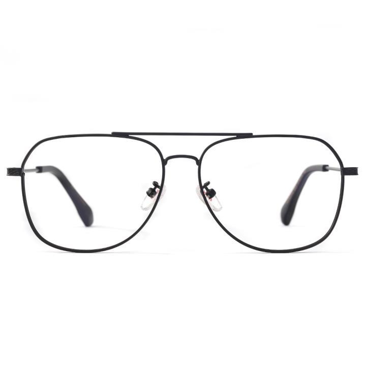 HAN SUNGLASSES太阳眼镜架HD59115-S03 黑框