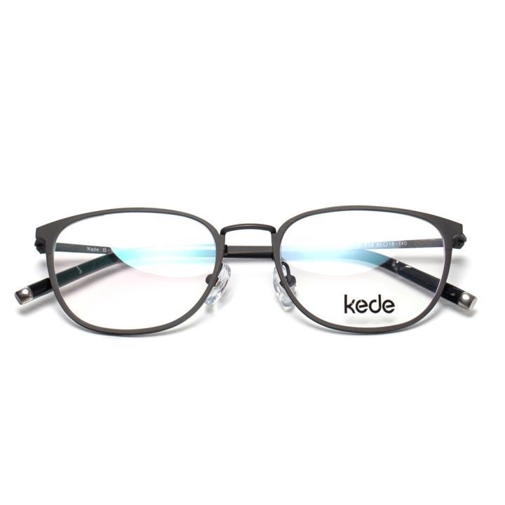 Kede时尚光学眼镜架Ke1413-F16  灰