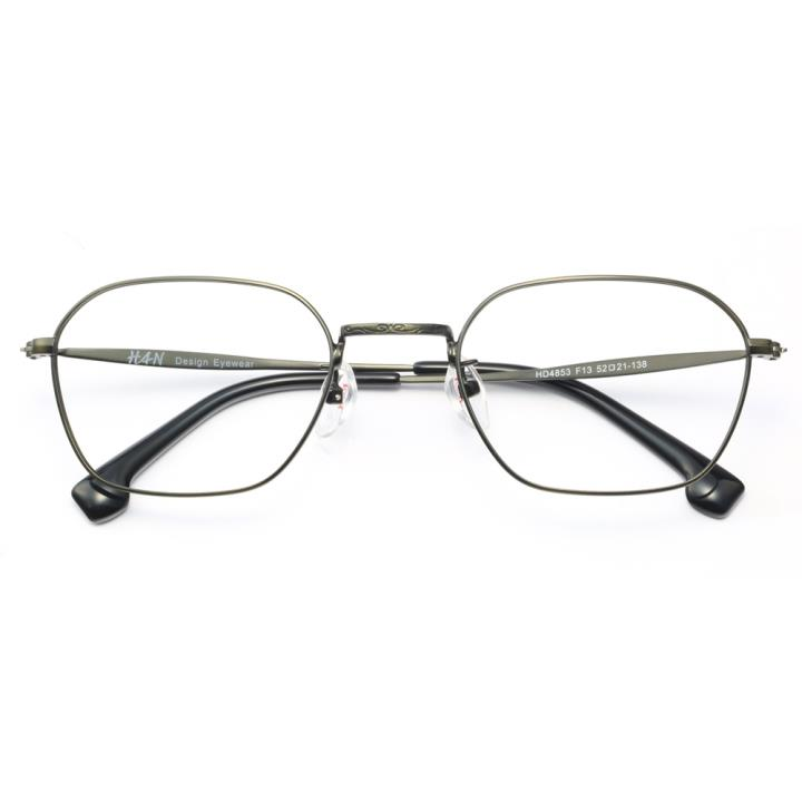 HAN时尚光学眼镜架HD4853-F13 哑铜色