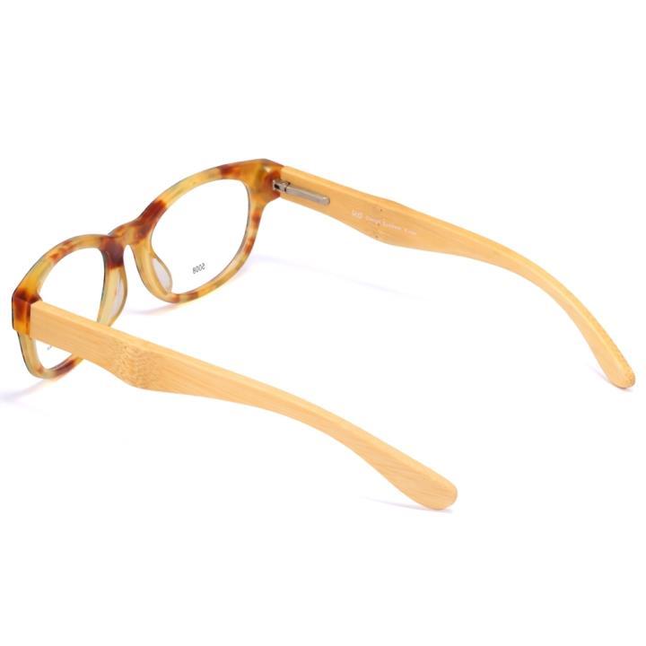 KD设计师手制板材木质眼镜5008 花色