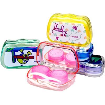 凯达隐形眼镜伴侣盒A-8101(颜色随机)