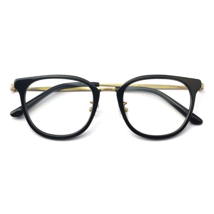 kede光學眼鏡架ke42038M C1 亮黑