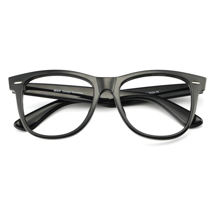 HAN SUNGLASSES太阳眼镜架HD5813L-C31黑框