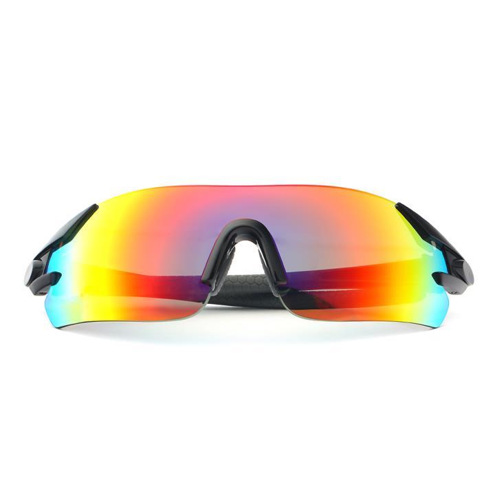 HAN TR防UV太阳镜-亮黑色(HN59414-C1)