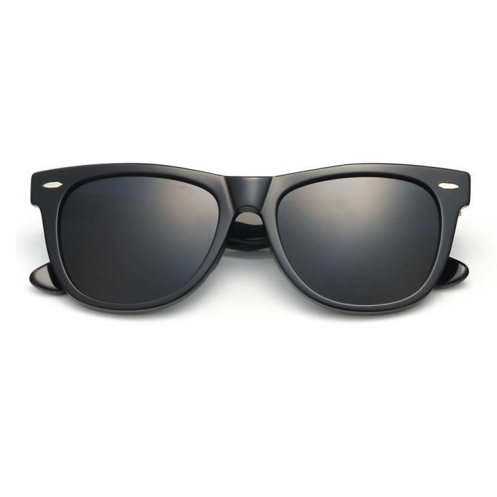 HAN时尚偏光太阳镜HD5832-S01 黑框墨绿片