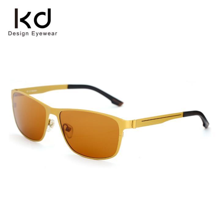 KD时尚太阳眼镜KD1418-S14  铜色