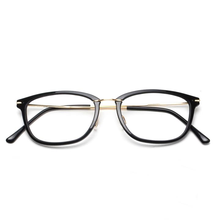 Kede时尚光学眼镜架Ke1452-F01 黑色