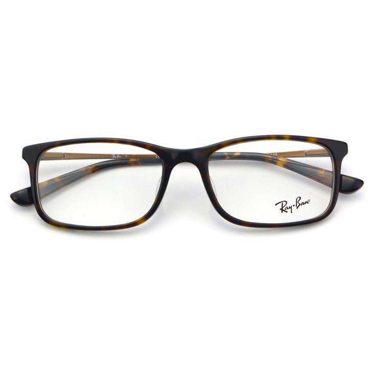 RAY BAN雷朋板材眼镜架-深玳瑁色(0RX5342D 2012 55)