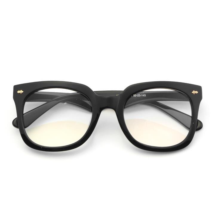 HAN SUNGLASSES太阳眼镜架HD5831-C4 黑框