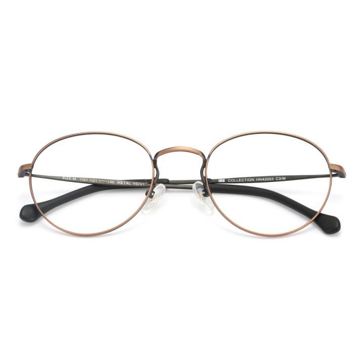 HAN COLLECTION光學眼鏡架HN42055 C3/M 啞銅