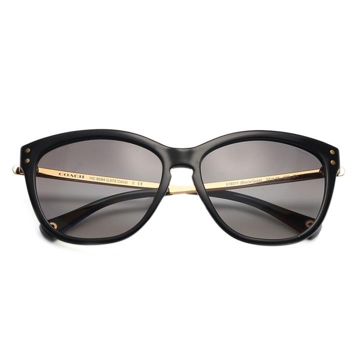COACH太阳眼镜0HC8084 51801157
