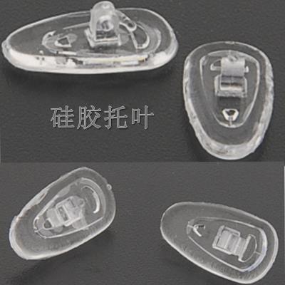 防滑防脱无痕型托叶(硅胶)