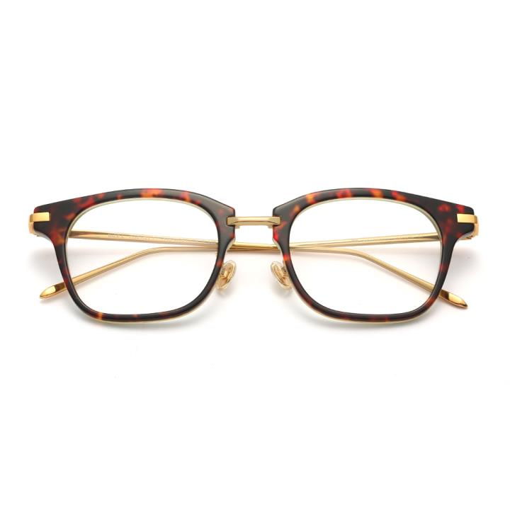 HAN COLLECTION光学眼镜架HN41028L C3 红玳瑁