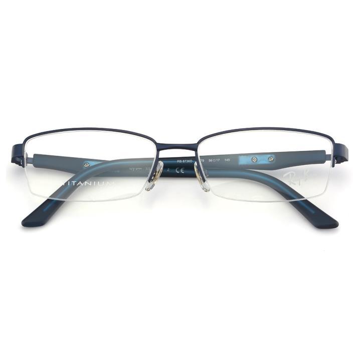 RAY BAN雷朋眼镜架0RX8736D 1179 56
