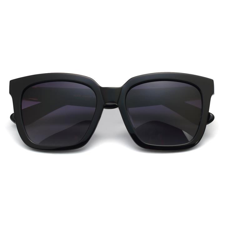 HAN时尚偏光太阳镜HD5824-S01 黑框渐进黑片