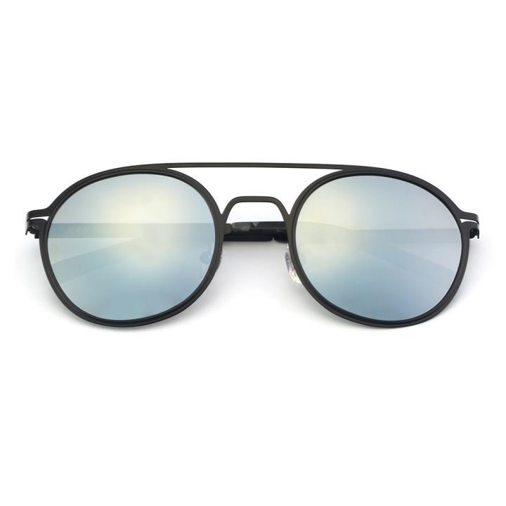 HAN不锈钢偏光太阳镜-炫酷水银(HD59322-C3)