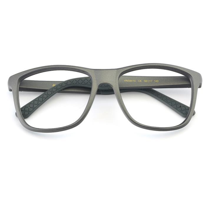HAN TR太阳眼镜架-哑灰框(HN59410-C6)