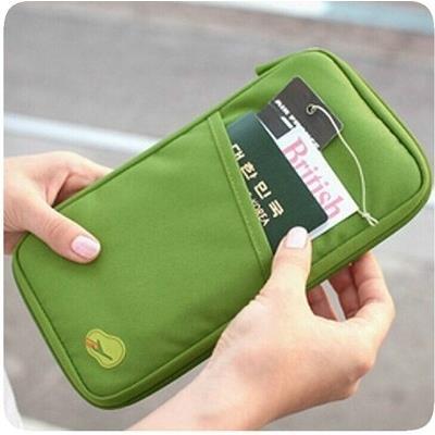 旅行商务护照包-颜色随机(活动赠品)