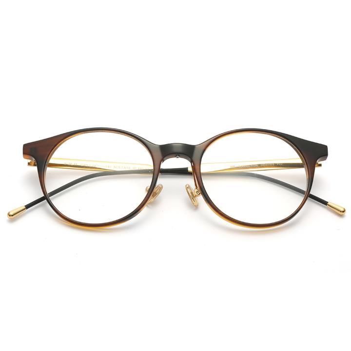 HAN COLLECTION光学眼镜架HD49303 F02 黄玳瑁