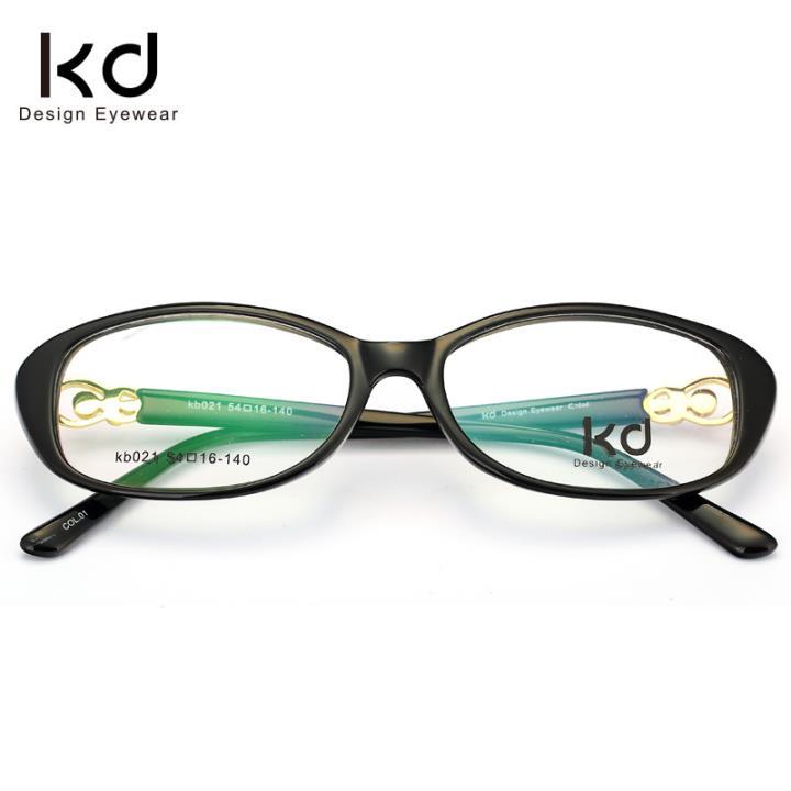KD设计师手制板材金属眼镜kb021-C01
