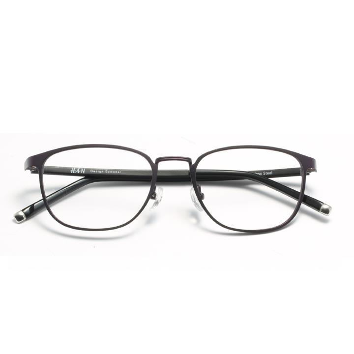 HAN时尚光学眼镜架-魅力深紫(HD4833-F08)