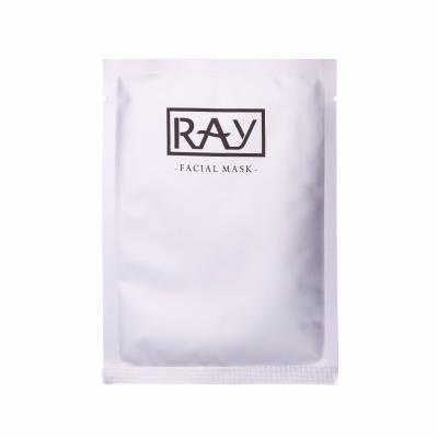RAY 银色补水保湿蚕丝面膜妆蕾版 10片/盒  海淘专享