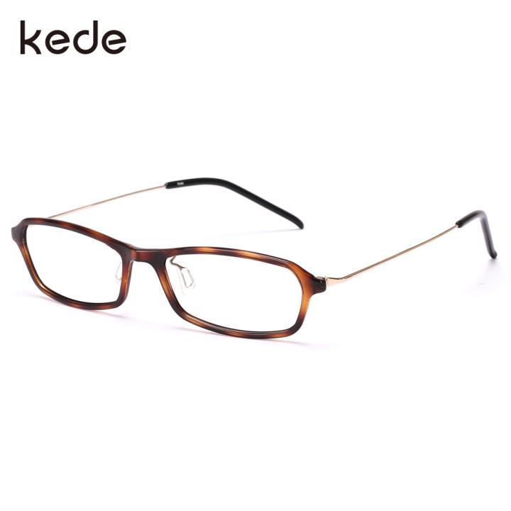 kede时尚光学眼镜 ke1835-F03 玳瑁