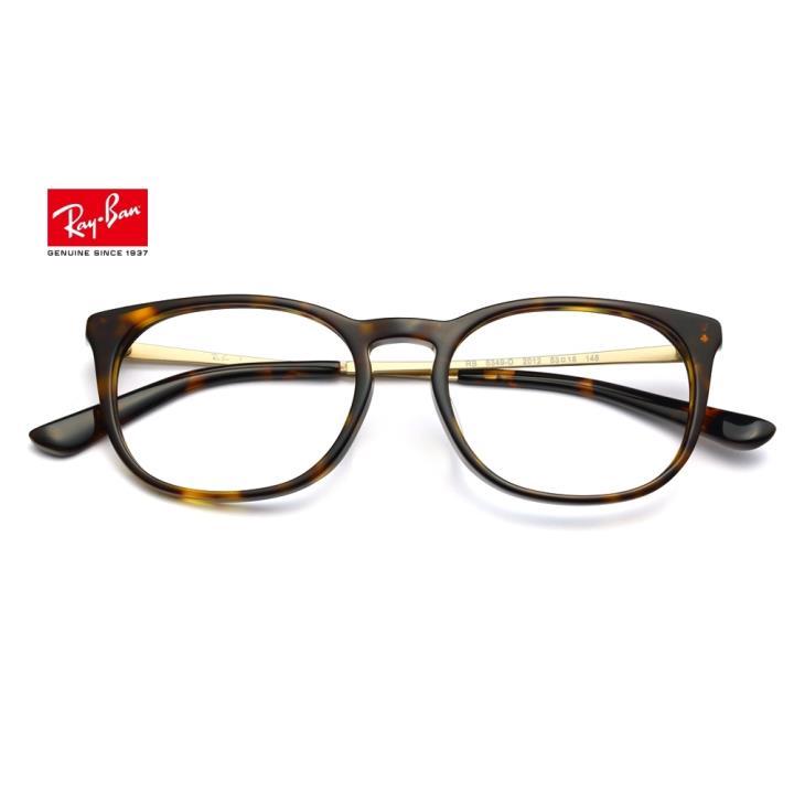 RAY BAN雷朋眼镜架0RX5349D 2012 53 玳瑁