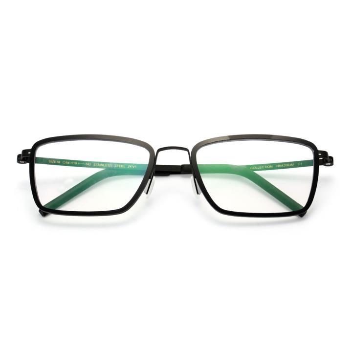 HAN COLLECTION光学眼镜架HN42083M C1 黑色