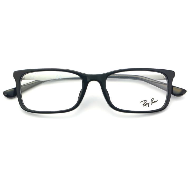 RAY BAN雷朋板材眼镜架-黑色(0RX5312D 2000 54)