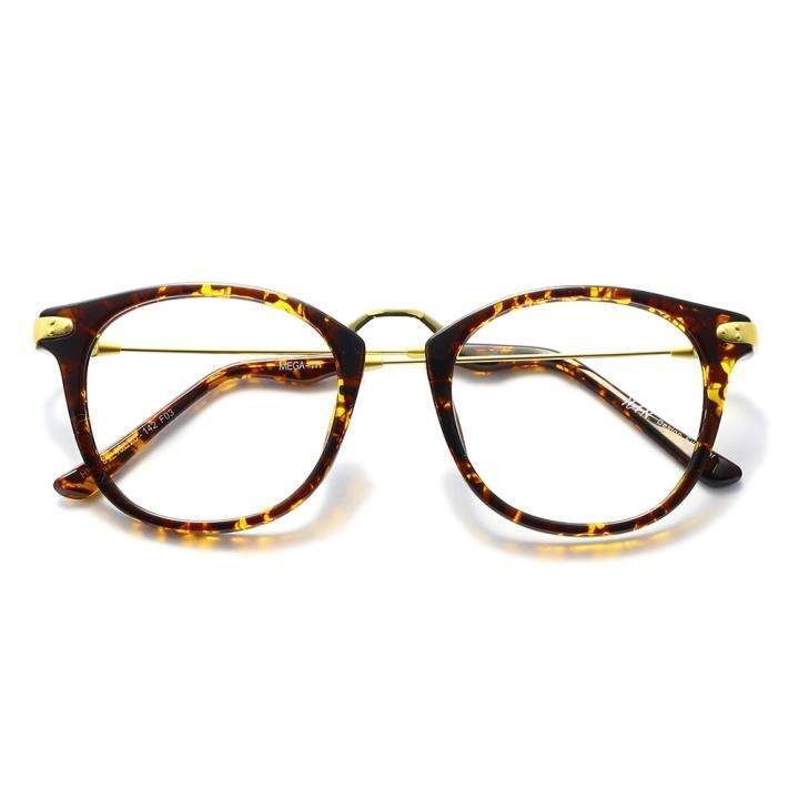 HAN时尚光学眼镜架HD4831-F03琥珀色
