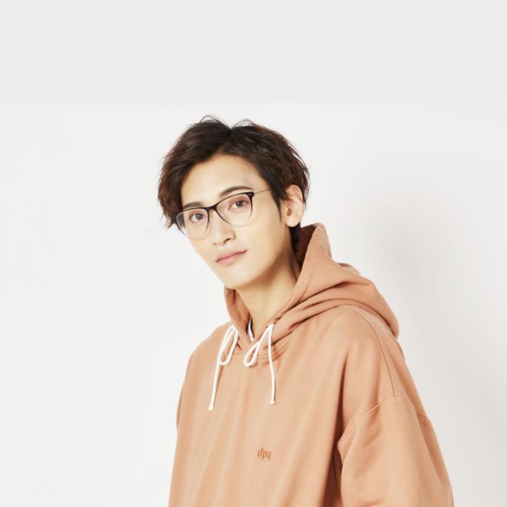 HAN时尚光学眼镜架-渐进绿(HD3310-F15)