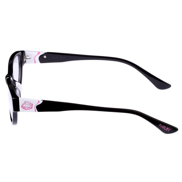 PARLEY派勒板材眼镜架-黑色(PL-A006-C1)