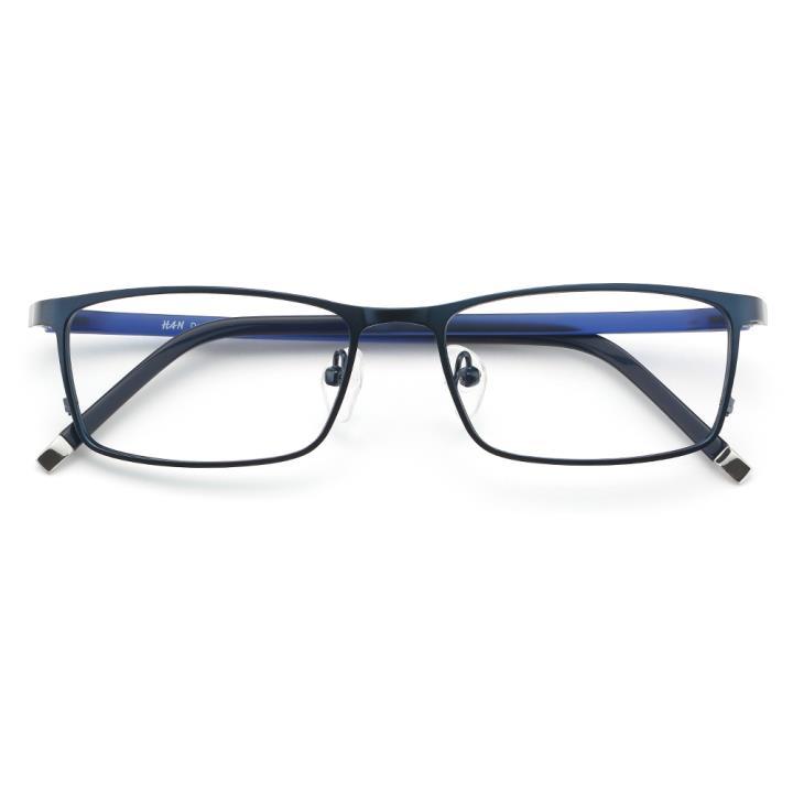 HAN 金属光学眼镜架-深蓝色(626-F07)