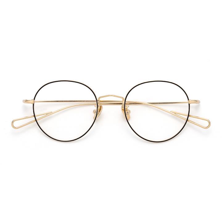 HAN COLLECTION光学眼镜架HN41035M C2 黑金